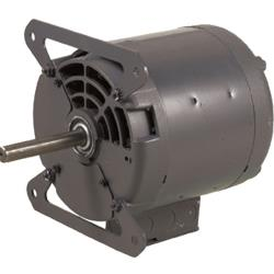 "Commercial - 6 1/2"" x 6 3/4"" Single Speed 1/2 HP Blower Motor image"