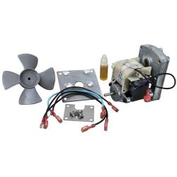 Prince Castle - 87-028AS - 220 Volt Motor w/ Mounting Bracket & Fan image