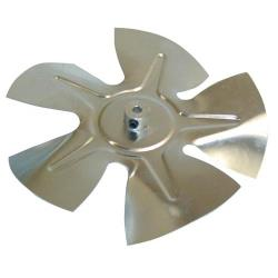 Allpoints Select - 263367 - 6 1/2 in Aluminum Fan Blade image