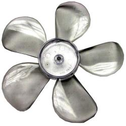 Allpoints Select - 281295 - 5 1/2 in Plastic Fan Blade image