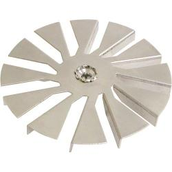 "Super Systems - 705847 - 4"" Radial Fan Blade  image"