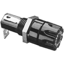 "Commercial - 1/4"" x 1 1/4"" Fuse Holder image"