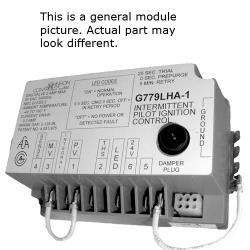 Montague - 17198-0 - 24V Natural/ LP Gas Ignition Control image