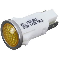 Allpoints Select - 381077 - 250V Amber Signal Light image