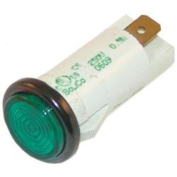 Allpoints Select - 381120 - 250V Green Signal Light image