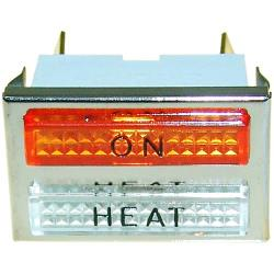 Vulcan Hart - 354575-2 - 120V On/Heat Signal Light image