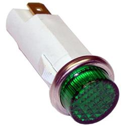 Vulcan Hart - 843807 - 250 Volt Green Signal Light image