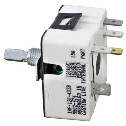 Vulcan Hart - 411503-G1 - 120V Infinite Switch image
