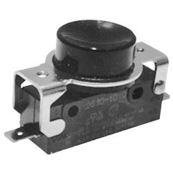 Allpoints Select - 421682 - Momentary On/Off 2 Tab Push Button Switch image