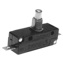 Commercial - Momentary On/Off 2 Tab Push Button Switch image