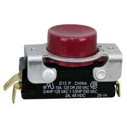 Hobart - 87711-183-3 - Momentary On/Off Push Button Switch image