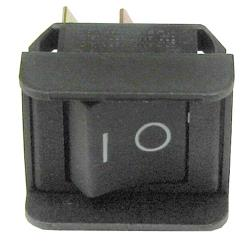 Allpoints Select - 421501 - DPST On/Off 4 Tab Rocker Switch image