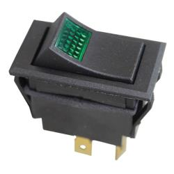 Allpoints Select - 421967 - On/Off Lighted Rocker Switch image