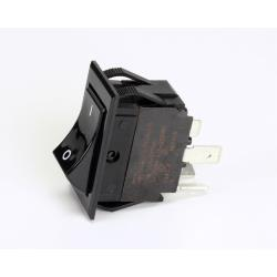 Alto Shaam - SW-34769 - 125-277V 20A Black Rocker Switch image