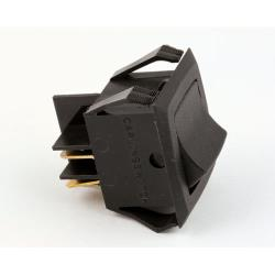 Blodgett - 19619 - Black Dpst Rocker Switch image