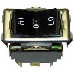 Blodgett - 7636 - 3PDT Hi/Lo Rocker Switch image