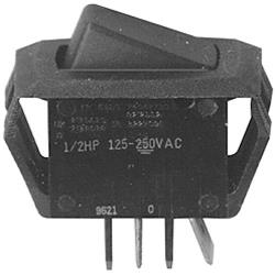 Bloomfield - 2E-70733 - Momentary On/Off Rocker Switch image