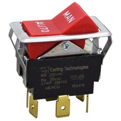 Commercial - 6502 - DPDT Rocker Switch image