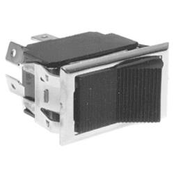 Commercial - On/Off 4 Tab Blower Rocker Switch image