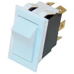 Commercial - On/Off 6 Tab Rocker Switch image