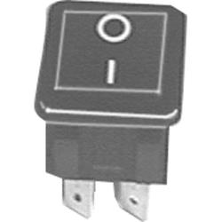 Commercial - On/Off/On 4 Tab Rocker Switch image