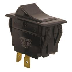 Commercial - SPST On/Off 20 Amp 2 Tab Rocker Switch image