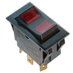DCS - 16087-1 - SPDT On/Off Lighted Rocker Switch image