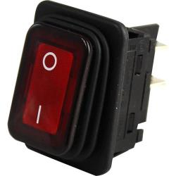 Duke - 175503 - Lighted Rocker Switch image