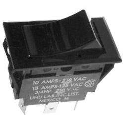 Garland - G03055-1 - On/Off/On Rocker Switch image