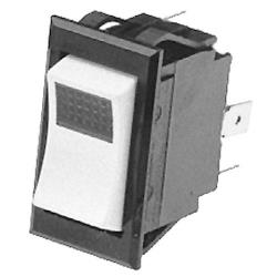 Groen - 016166 - On/Off 3 Tab Lighted Rocker Switch image