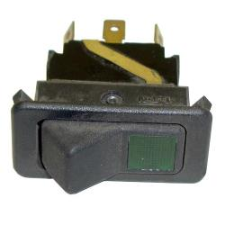 Groen - GR099290 - DPST On/Off Lighted Rocker Switch image