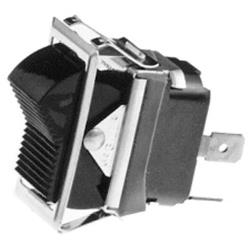Hobart - 343224-25 - On/Off 2 Tab Rocker Switch image