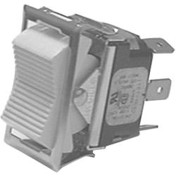 Jade - 2035600000 - SPDT On/Off/On 3 Tab Rocker Switch image