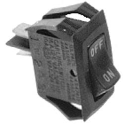 Marshall Air - 501864 - On/Off 2 Tab Rocker Switch image