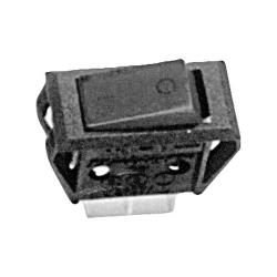 Newco - 100085 - SPST On/Off 3 Tab Lighted Rocker Switch image