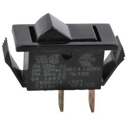 Original Parts - 421166 - SPST On/Off 2 Tab Rocker Switch image