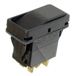 Original Parts - 421282 - On/On 6 Tab Rocker Switch image