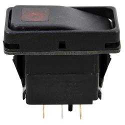 Original Parts - 421368 - On/Off 6 Tab Lighted Rocker Switch image