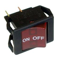 Star - 2E-Z5884 - On/Off 4 Tab Lighted Rocker Switch image