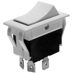 Vulcan Hart - 411496-B1 - DPST 4 Tab On/Off Rocker Switch image