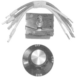 Middleby Marshall - 34414 - 3-Way Rotary Switch Kit image