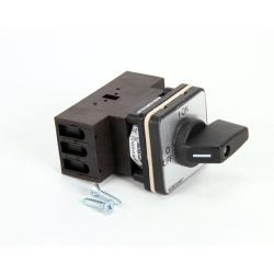 Nieco - 21314 - 40A Rotary 3 Pole Switch image