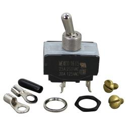 Commercial - 25 Amp Warmer Toggle Switch image