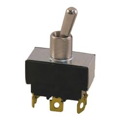 Commercial - DPDT On/Off/On 6 Screw Toggle Switch image