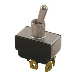 Commercial - DPST On/Off 20 Amp 4 Screw Toggle Switch image
