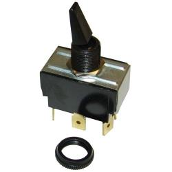 Lang - 2E-30303-06 - DPDT On/Off 6 Tab Toggle Switch image