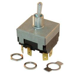 Original Parts - 421709 - On/Off 6 Tab Toggle Switch image