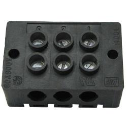 Commercial - 90A 3 Pole Terminal Block image