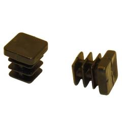 EMU - PCFI22MM.S-B - Foot Cap for Square Tube Segno Chairs image