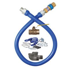 Dormont - 1650KIT36 - 1/2 in x 36 in Deluxe Gas Hose Kit image